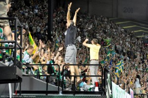 Friday Night at Civic Stadium/PGE Park/JELD-WEN Field/Providence Park