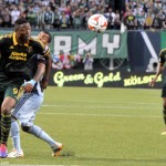 Timbers fall 1-0 to Sporting Kansas City in physical contest