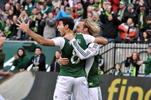 Timbers rally from 2 down for 3-3 draw