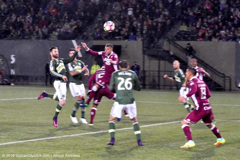 Timbers draw Saprissa 1-1, but not good enough to advance to CCL knockout round