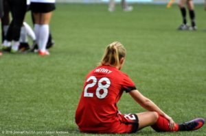 Thorns fall 4-3 to Western New York in overtime in NWSL Semifinal