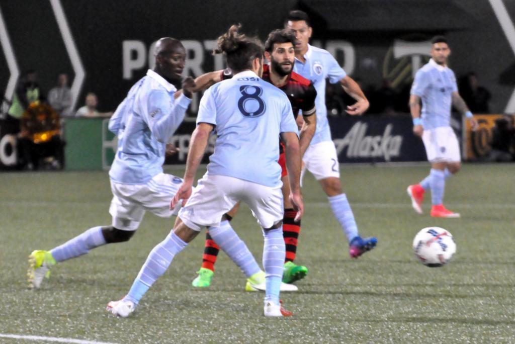 Timbers never find their form in 1-0 loss to Sporting Kansas City