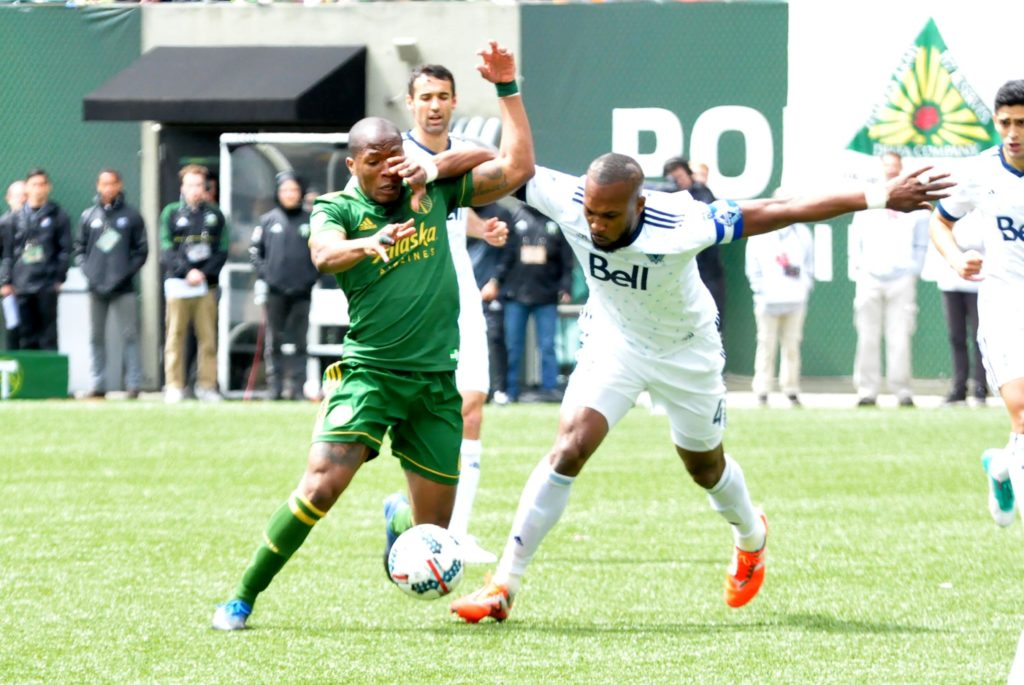 Nagbe, Mattocks strikes hold up for 2-1 win over Vancouver