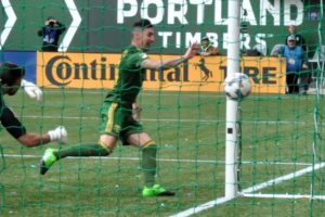 Ridgewell gets equalizer in 1-1 draw with Atlanta United