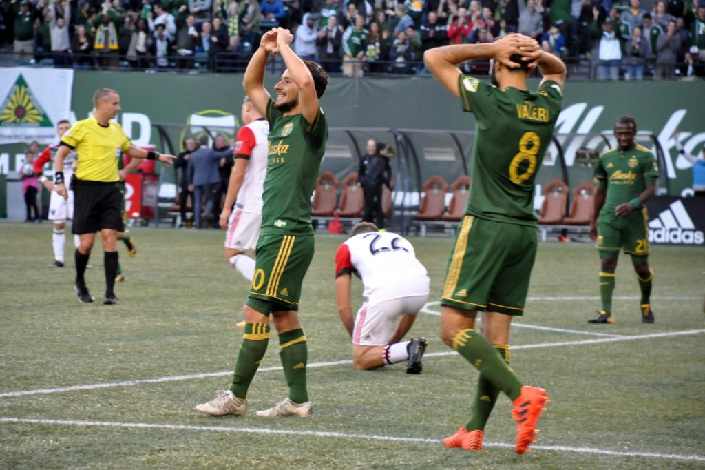 Timbers continue strong home form with 4-0 win over DC United