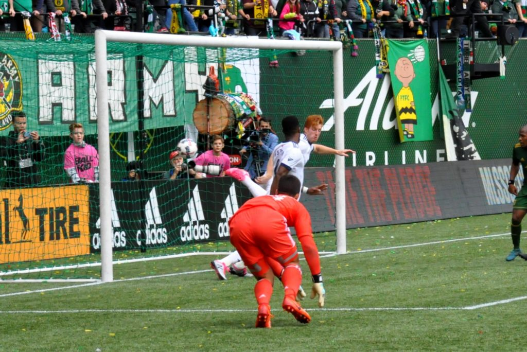 Timbers top Whitecaps 2-1 to win Western Conference, Cascadia Cup